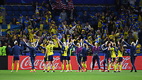 LE HAVRE, FRANCE - JUNE 20: Sweden during a 2019 FIFA Women's World Cup France group F match between the United States and Sweden at Stade Océane on June 20, 2019 in Le Havre, France.