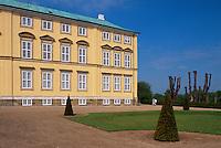 Schloss Frederiksberg Slot in Kopenhagen, Daenemark