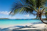 Salomon Beach, St John US Virgin Islands National Park