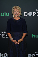 """NEW YORK CITY - OCTOBER 4: Author Beth Macy attends the red carpet premiere of Hulu's """"DOPESICK"""" at the Museum of Modern Art on October 4, 2021 in New York City. . (Photo by Ben Hider/Hulu/PictureGroup)"""