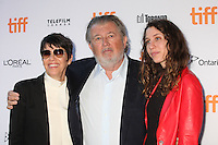 DIRECTOR WALTER HILL - RED CARPET OF THE FILM '(RE) ASSIGNMENT' - 41ST TORONTO INTERNATIONAL FILM FESTIVAL 2016 , 14/09/2016. # FESTIVAL INTERNATIONAL DU FILM DE TORONTO 2016 - RED CARPET '(RE)ASSIGNMENT'