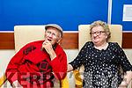 Emerald Wedding Anniversary: Jeremiah & Philomena Sheehy, Duagh celebrating their 55th wedding anniversary at Oaklands Nursing Home, Derry, Listowel on Sunday last.