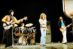 The Who 1973 John Entwistle, Keith Moon, Roger Daltrey and Pete Townshend on Top Of The Pops