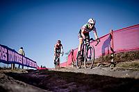 Italian Champion Alice Maria Arzuffi (ITA/Valcar)<br /> <br /> Elite Women's Race<br /> 2021 UCI cyclo-cross World Cup - Zonhoven (BEL)<br /> <br /> ©kramon