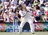 Kane Williamson of New Zealand during day two of the second International Test Cricket match between the New Zealand Black Caps and Pakistan at Hagley Oval in Christchurch, New Zealand on Monday, 4 January 2021. Photo: Martin Hunter / lintottphoto.co.nz