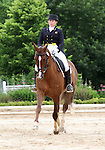 10 July 2009: Becky Holder riding Rejuvenate during the dressage phase of the CIC 2* Maui Jim Horse Trials at Lamplight Equestrian Center in Wayne, Illinois.