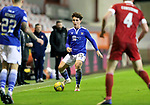 Aberdeen v St Johnstone…26.12.20   Pittodrie      SPFL<br />Danny McNamara<br />Picture by Graeme Hart.<br />Copyright Perthshire Picture Agency<br />Tel: 01738 623350  Mobile: 07990 594431