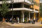 Caffe Umbria in the Casey Condomimium, Portland, Oregon