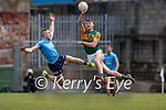 Diarmuid O'Connor, Kerry in action against Ciaran Kilkenny, Dublin during the Allianz Football League Division 1 South between Kerry and Dublin at Semple Stadium, Thurles on Sunday.