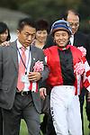 Hong Kong's Ultra Fantasy wins Japan's Sprinter's Stakes