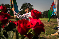 70th anniversary of Roma genocide.