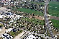 Bergedorf Süd von Brookdeich bis A25: EUROPA, DEUTSCHLAND, HAMBURG 18.04.2018:Bergedorf Süd von Brookdeich bis A25