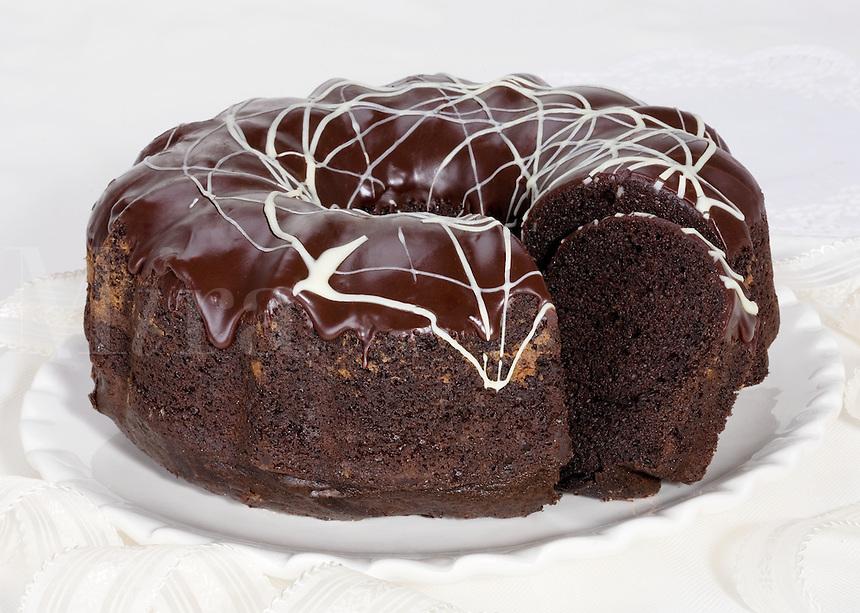 Chocolate Coffee Cak
