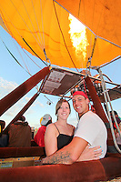 20150401 01 April Hot Air Balloon Cairns