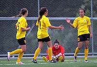 161106 National Women's League Football - Capital v Southern United