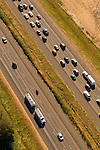 Aerial View of I-5, Oregon