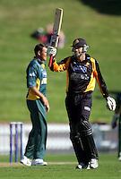 071230 Cricket - Wellington Firebirds v Central Stags