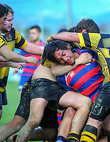 150711 Horowhenua-Kapiti Club Rugby - Rahui v Foxton