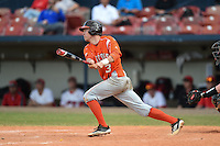Bowling Green Falcons shortstop Brian Bien (3) during a game against the Illinois State Redbirds on March 11, 2015 at Chain of Lakes Stadium in Winter Haven, Florida.  Illinois State defeated Bowling Green 8-7.  (Mike Janes/Four Seam Images)