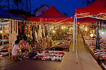 Market At Night