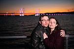 Cuomo Bridge Engagement