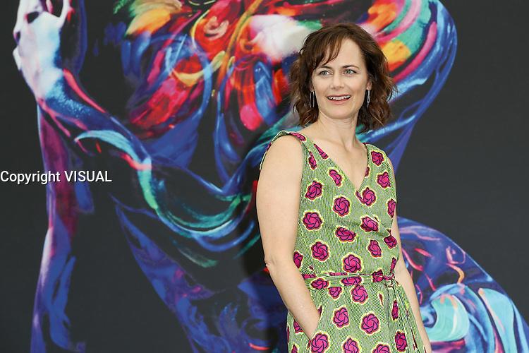 Sarah CLARKE - FTV MONTE-CARLO - PHOTOCALL 'BOSCH' - 56E FESTIVAL DE TELEVISION DE MONTE-CARLO