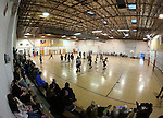 Carson Victory Rollers scrimmage at the Community Center, in Carson City, Nev. on Saturday, Feb. 12, 2017.  <br /> Photo by Cathleen Allison/Nevada Photo Source