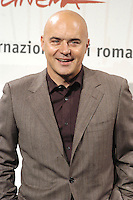 "LUCA ZINGARETTI.attends a photocall to promote the movie ""A Casa Nostra"" on the eighth day of Rome Film Festival (Festa Internazionale di Roma) in Rome, Italy, October 20th 2006..half length .Ref: CAV.www.capitalpictures.com.sales@capitalpictures.com.©Luca Cavallari/Capital Pictures."