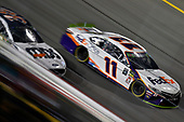 #11: Denny Hamlin, Joe Gibbs Racing, Toyota Camry FedEx Office