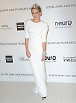 Miley Cyrus at the 21st Annual Elton John AIDS Foundation Academy Awards Viewing Party held at The City of West Hollywood Park in West Hollywood, California on February 24,2013                                                                               © 2013 Hollywood Press Agency