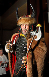 Actor Greg Taylor as Atilla the Hun at the Museum of Natural Science Gala Saturday March 01,2008.(Dave Rossman/For the Chronicle)