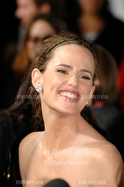 """JENNIFER GARNER at the world premiere of her new movie """"Catch and Release"""" at the Egyptian Theatre, Hollywood..January 22, 2007  Los Angeles, CA.Picture: Paul Smith / Featureflash"""