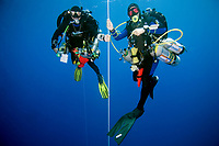 technical divers, Egypt, Red Sea, Northern Africa