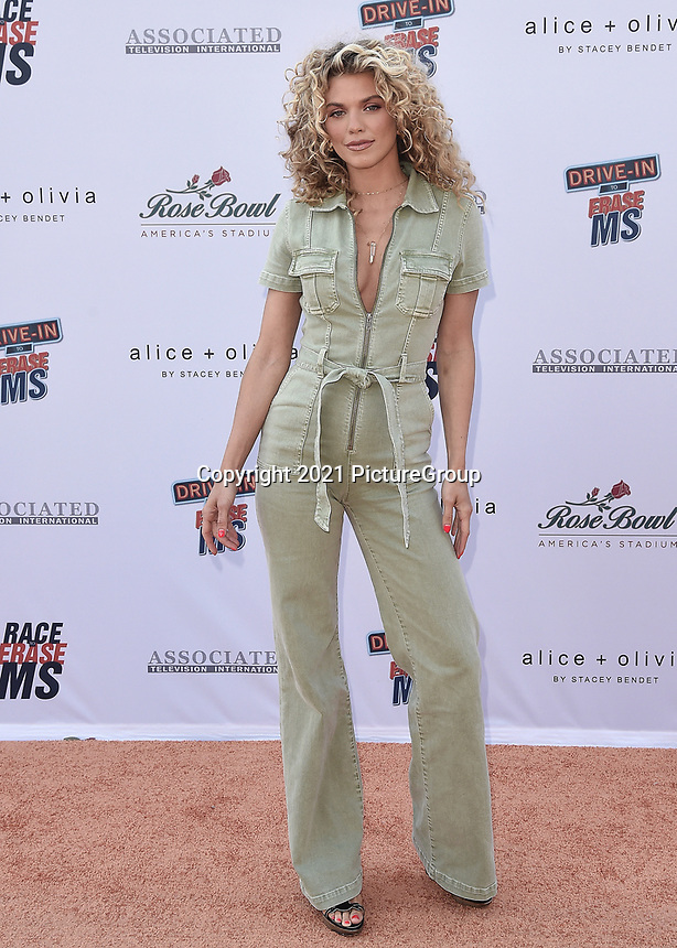 PASADENA, CA - JUNE 4:  AnnaLynne McCord at the 28th Annual Race to Erase MS Drive-In Gala at The Rose Bowl in Pasadena, Friday, June 4, 2021 (Photo by Scott Kirkland/PictureGroup)