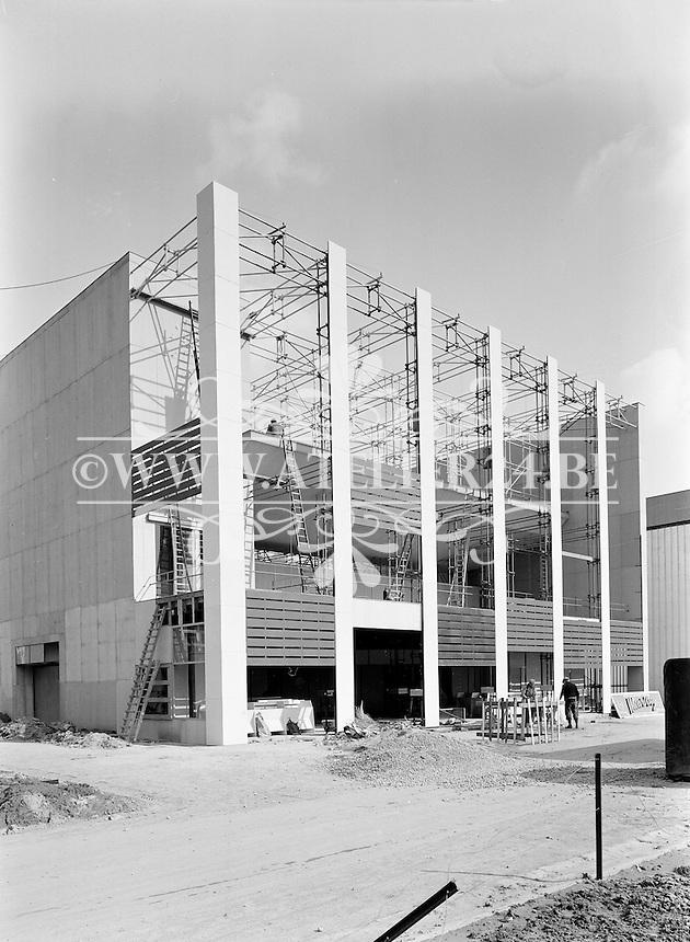 Wereldtentoonstelling in Brussel in 1958. Paviljoen Meurisse.