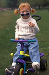 Anna Ermakowa  three years old  ( 2003 ) in Hyde Park London England. She is the Love Child daughter of German tennis star Boris Becker and former Russian waitress Angela Ermalowa / Ernakova after fumbled love making in a London restaurant broom cupboard
