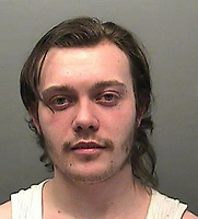 2017 10 26 Jordan Davies jailed for flashing immitation firearm on the day of Westminster attack