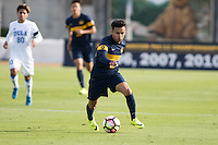 BERKELEY, CA - October 13, 2016: Jose Carrera-Garcia. Cal played UCLA at Edwards Stadium.