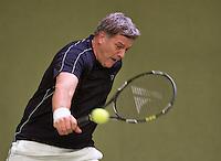 March 7, 2015, Netherlands, Hilversum, Tulip Tennis Center, NOVK,  Ton van Rijthoven (NED)<br /> Photo: Tennisimages/Henk Koster