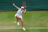 1st July 2021; Wimbledon, SW London. England; Wimbledon Tennis Championships, day 4;  Angelique Kerber , Germany