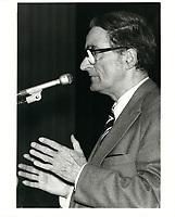 Claude Ryan, 1er mars 1979<br /> PHOTO :  Agence Quebec Presse