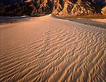 Dunes, Saline Valley, Mojave Desert, Death Valley National Park, California