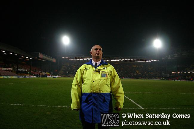 Watford 2 Swansea City 0, 17/02/2009. Vicarage Road, Watford. Championship. Photo by Tony Davis.
