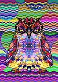 Kris, REALISTIC ANIMALS, REALISTISCHE TIERE, ANIMALES REALISTICOS, paintings+++++,PLKKE661,#a#, EVERYDAY ,owl,owls