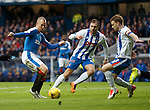 Kenny Miller with Conrad Balatoni and Stevie Smith