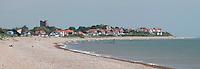 Thorpeness on the Suffolk coast, UK.