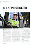 Insider Magazine<br /> January 2016<br /> <br /> Andy Koss, CEO, Drax Power