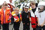 Coastguard Water Safety At S.N. Muire Gan Smal 2011