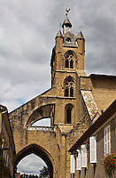 Europe/France/Midi-Pyrénées/32/Gers/Mirande: L 'église Sainte-Marie