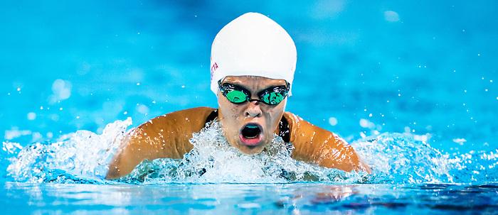 Colleen Cloetta, Lima 2019 - Para Swimming // Paranatation.<br /> Colleen Cloetta competes in Para Swimming // Colleen Cloetta participe en paranatation. 26/08/2019.